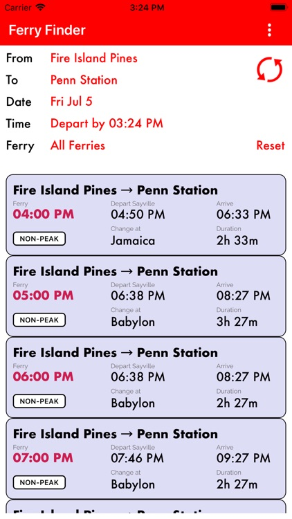 Ferry Finder screenshot-4