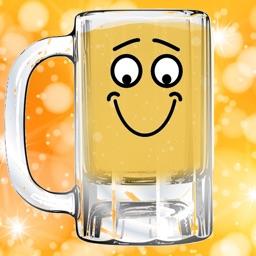Cold Beer Emojis - Brew Text