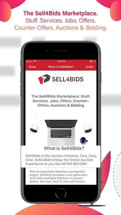 Sell4Bids: Buy & Sell Locally screenshot-3