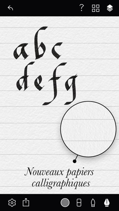 Tayasui Calligraphy