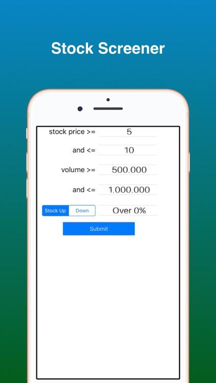 Stock Screener Pro - Technical screenshot-4