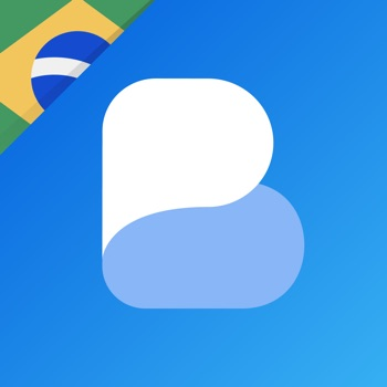 Learn Portuguese with Busuu Logo