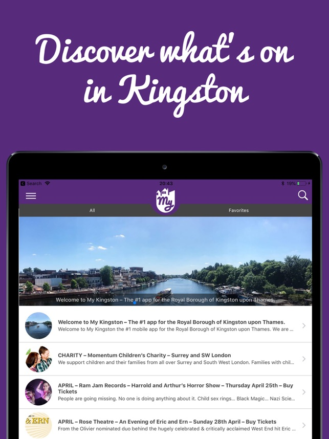 My Kingston on the App Store