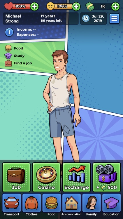 My Success Story business game screenshot-4