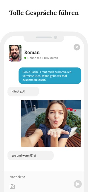 Dating-Apps wie okcupid