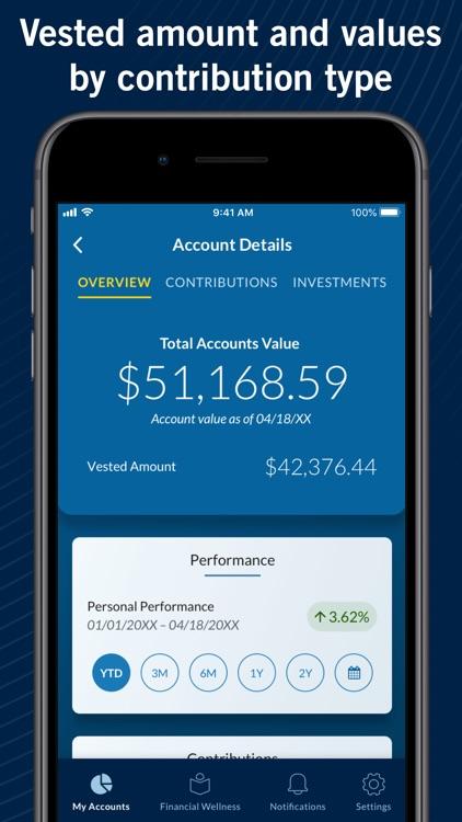 Prudential Retirement screenshot-3