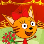 Kid-E-Cats Circus Animal Game!