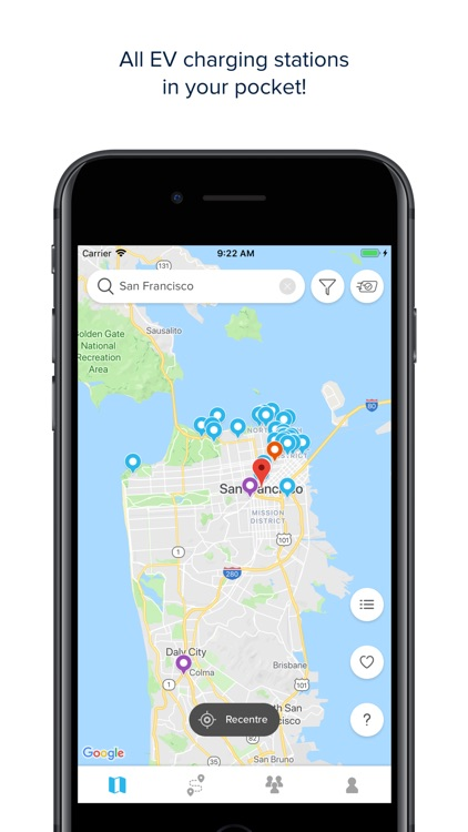 Chargemap - Charging stations screenshot-0