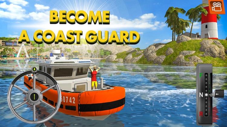 Coast Guard: Beach Rescue Team screenshot-0