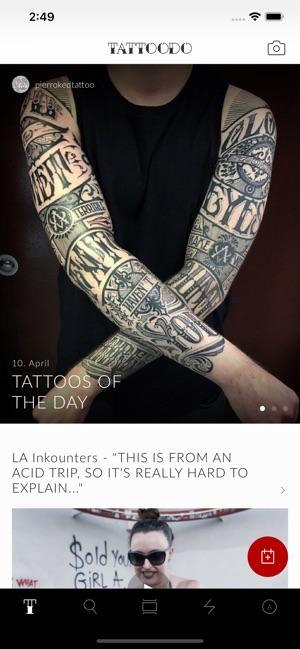 93baa2f79 Tattoodo - #1 Tattoo App on the App Store