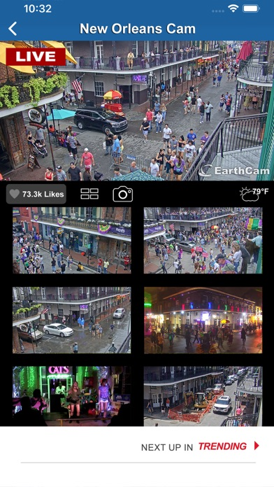 Webcams – EarthCam Screenshot