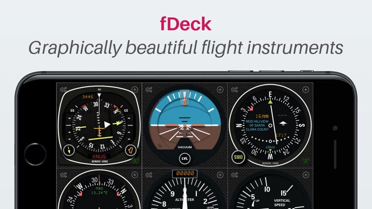 fDeck: flight instruments screenshot-9