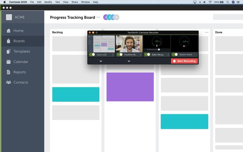 TechSmith Camtasia 2020 Screenshots