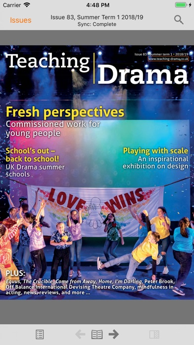 Drama & Theatre screenshot 1
