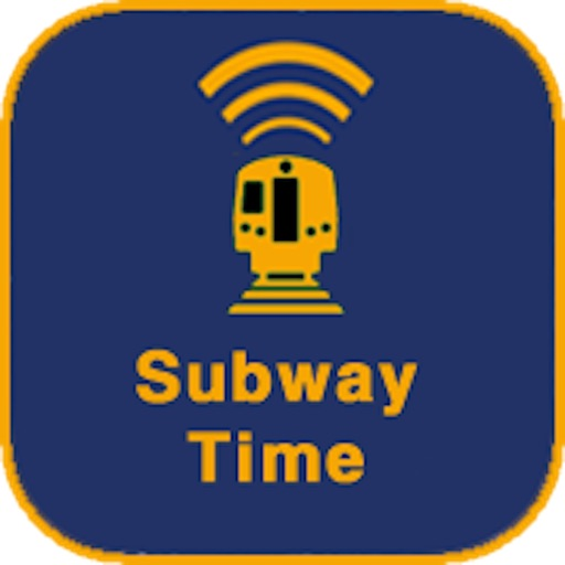 MTA Subway Time iOS App