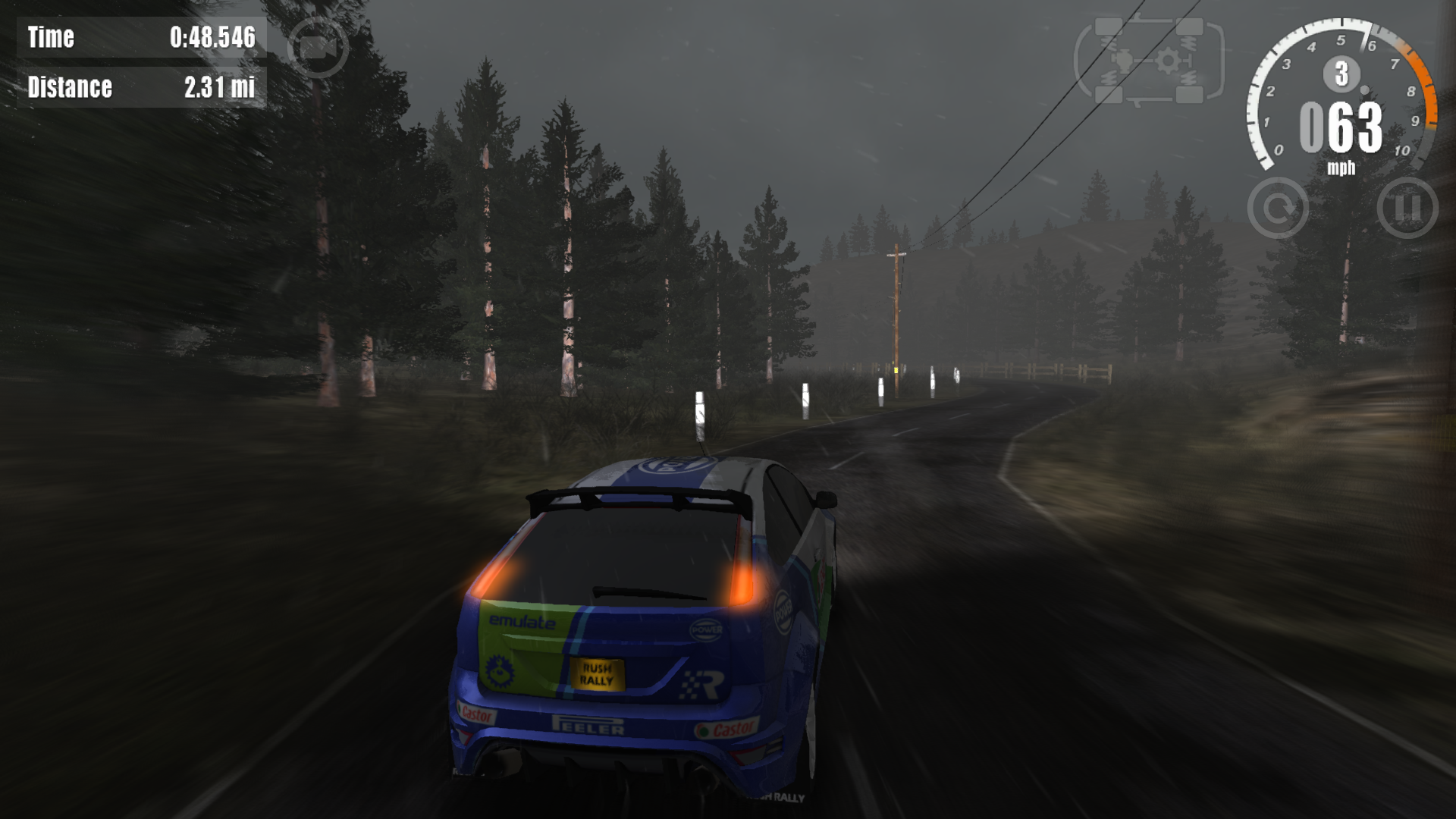 Rush Rally 3 screenshot 30