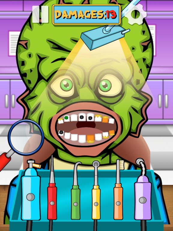 Monster Dentist screenshot 15