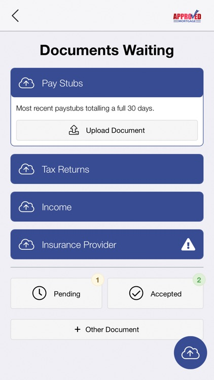 Approved Mortgage Source screenshot-3