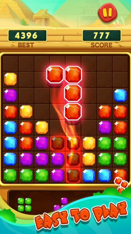 Block Puzzle - Blast Jigsaw screenshot-0