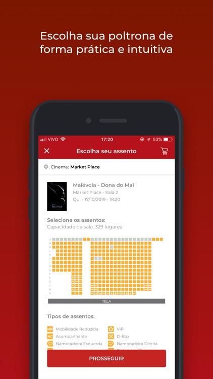 Cinemark Brasil screenshot-3
