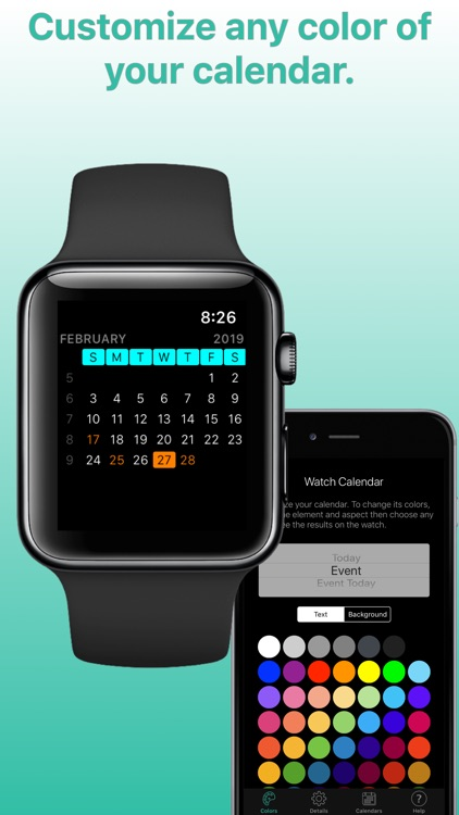 Watch Calendar screenshot-3
