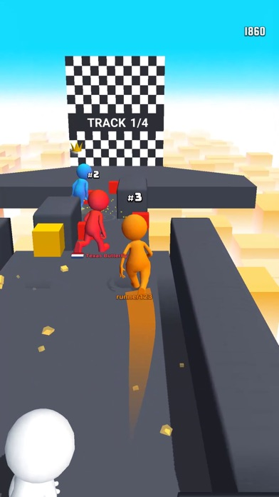 download Human Runner 3D