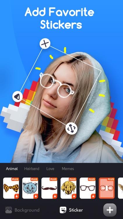 PicsX-Art Effect & Face Filter screenshot-3