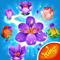 App Icon for Blossom Blast Saga App in Jordan IOS App Store