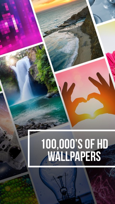 Wallpapers@ screenshot 1