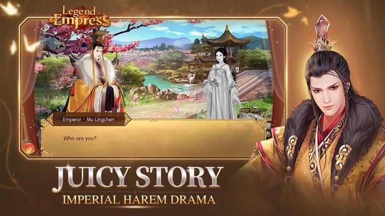 Legend of Empress