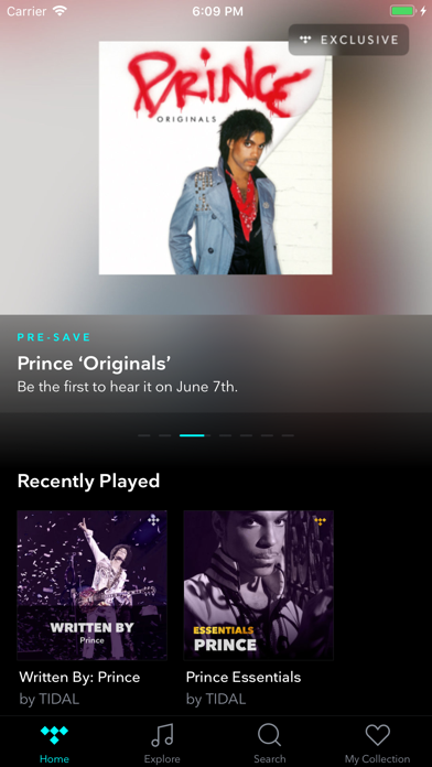 TIDAL Music - Streaming for pc