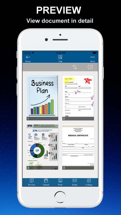 PDF Scanner: Scan Document App screenshot-4