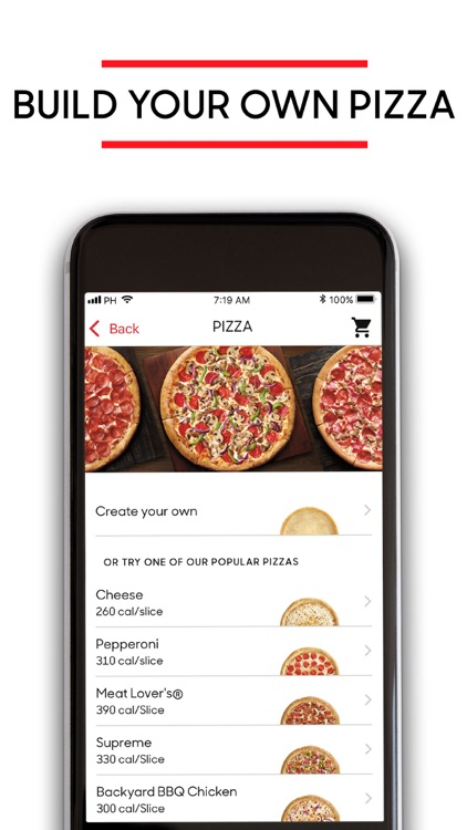 Pizza Hut screenshot-3