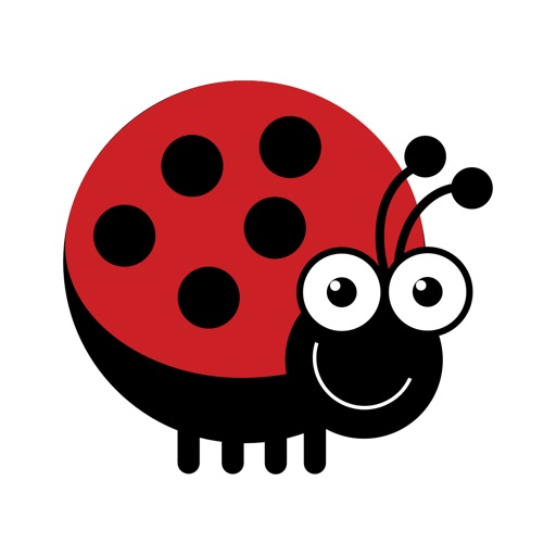 Cute Bugs Stickers image