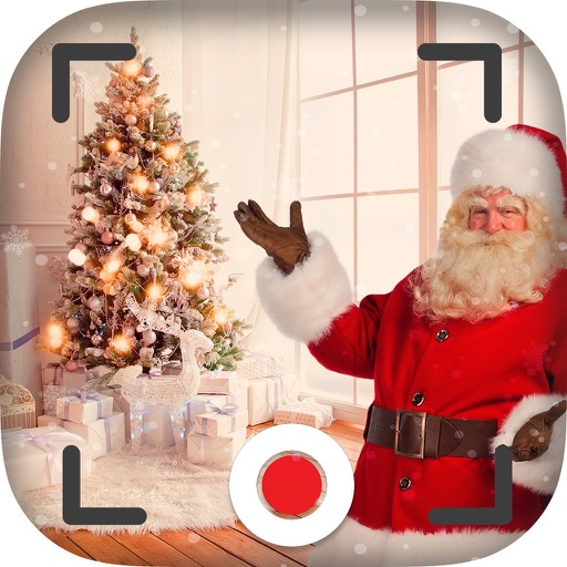 Your video with Santa Claus