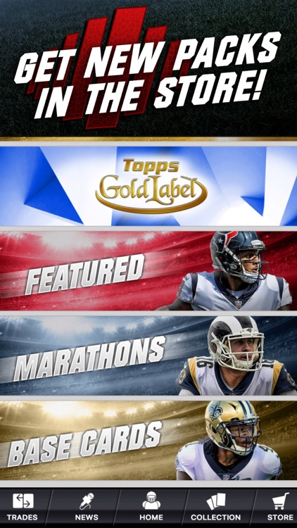 Topps NFL HUDDLE: Card Trader screenshot-7