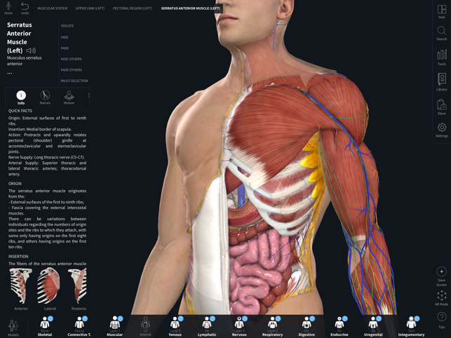 Complete Anatomy Platform 2020 on the App Store