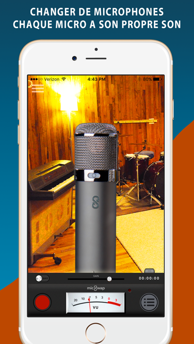 Screenshot MicSwap Pro: Émulateur de Mic