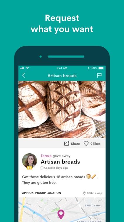 OLIO - Food Sharing Revolution screenshot-4