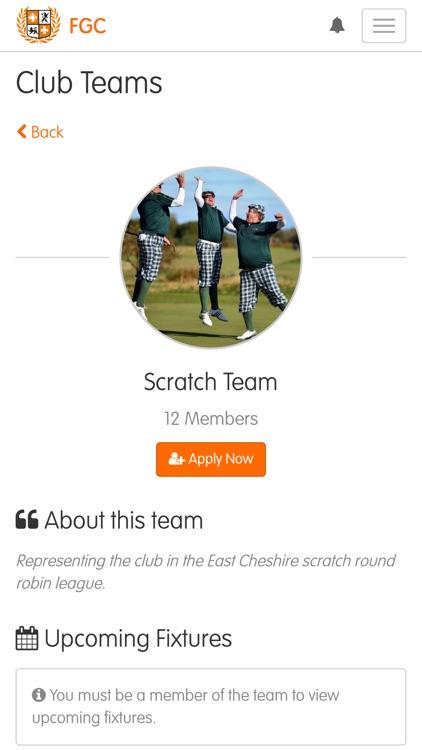 ClubV1 Members Hub screenshot-6