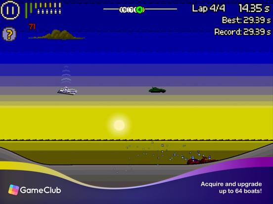 Pixel Boat Rush - GameClub screenshot 7