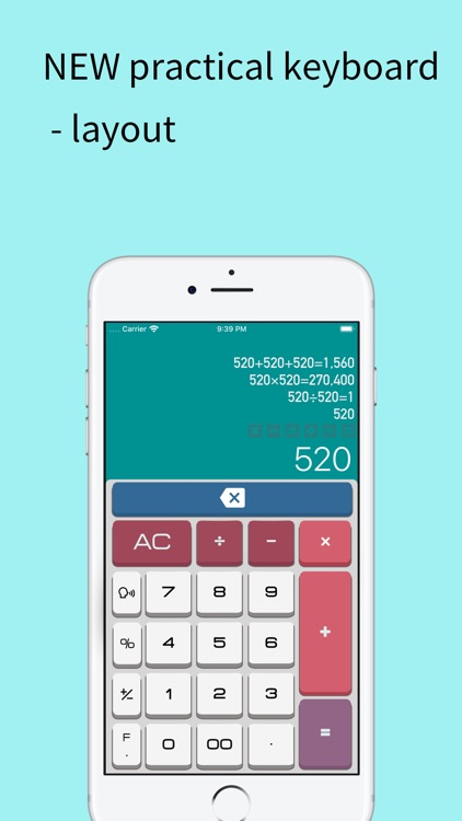 PalmCal - Quick Calculator