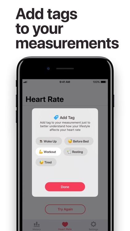 Heart Rate & Pulse Monitor screenshot-3