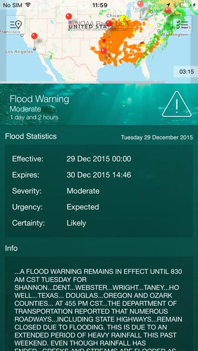 Storm Tracker ٞ Screenshot