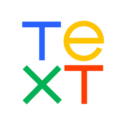 Ícone do app Text Only Post Editor