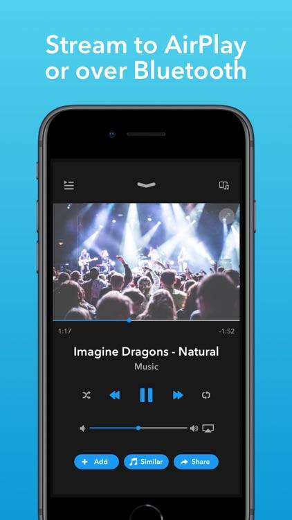 Musicana - Music Video Player screenshot-4