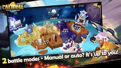 Calibria: Crystal Guardians screenshot 6