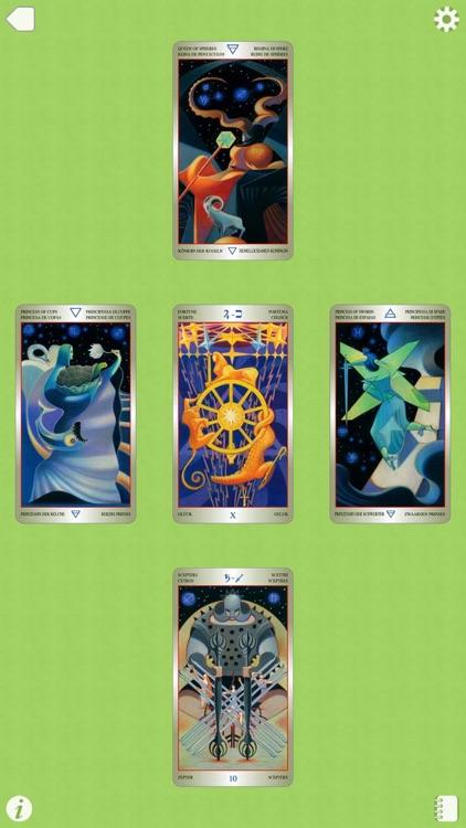 Liber T: Tarot Stars Eternal screenshot-4