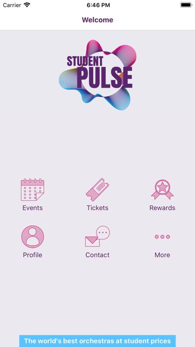 Student Pulse screenshot one