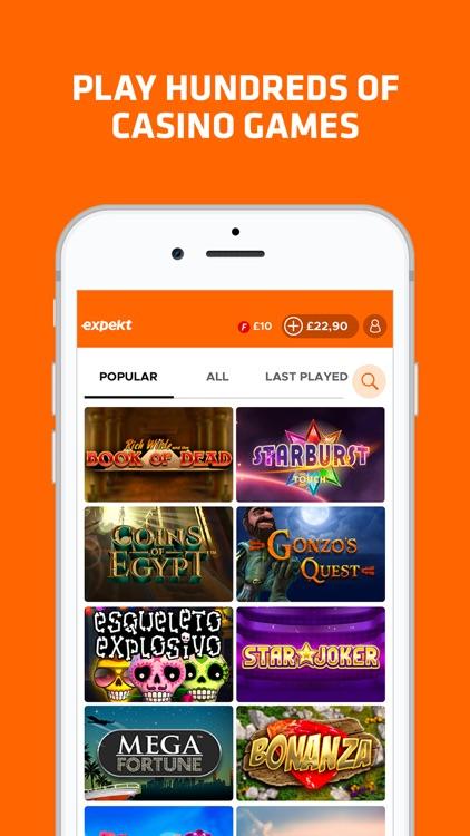 Expekt mobile betting world esports csgo betting